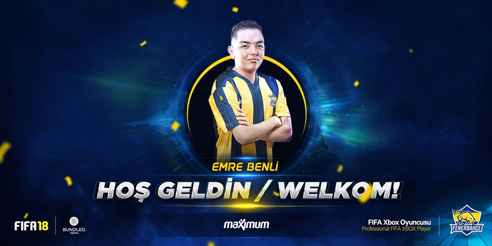 Emre Benli Makes Dream Transfer To Fenerbahçe