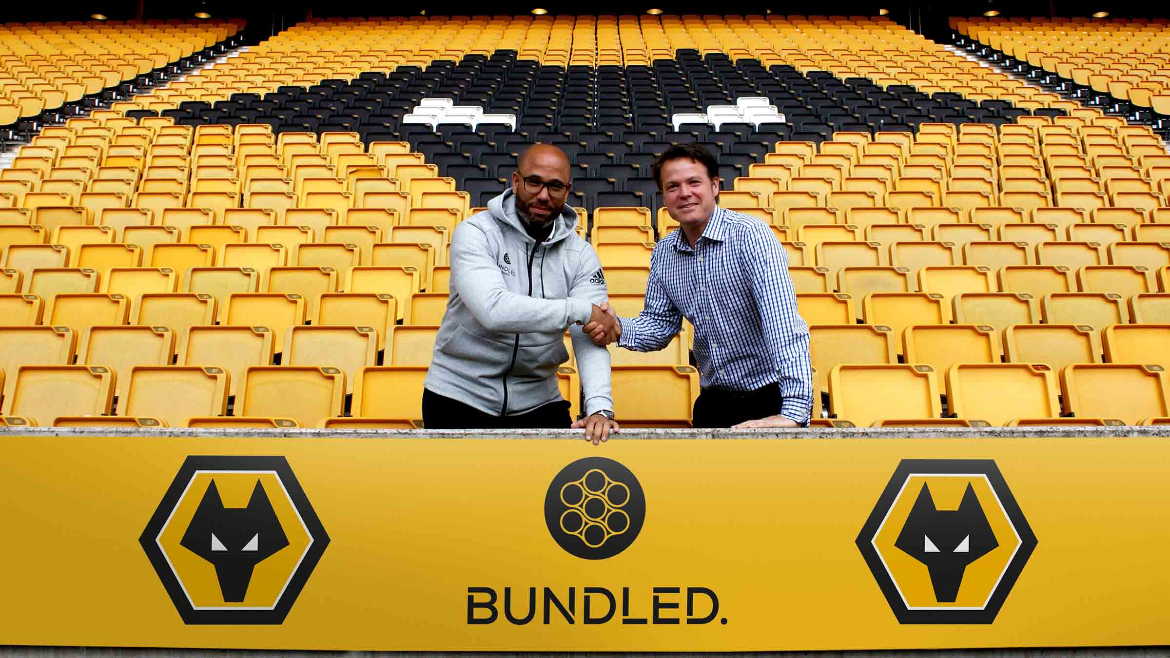 Bundled are delighted to announce a new partnership with Wolverhampton Wanderers FC