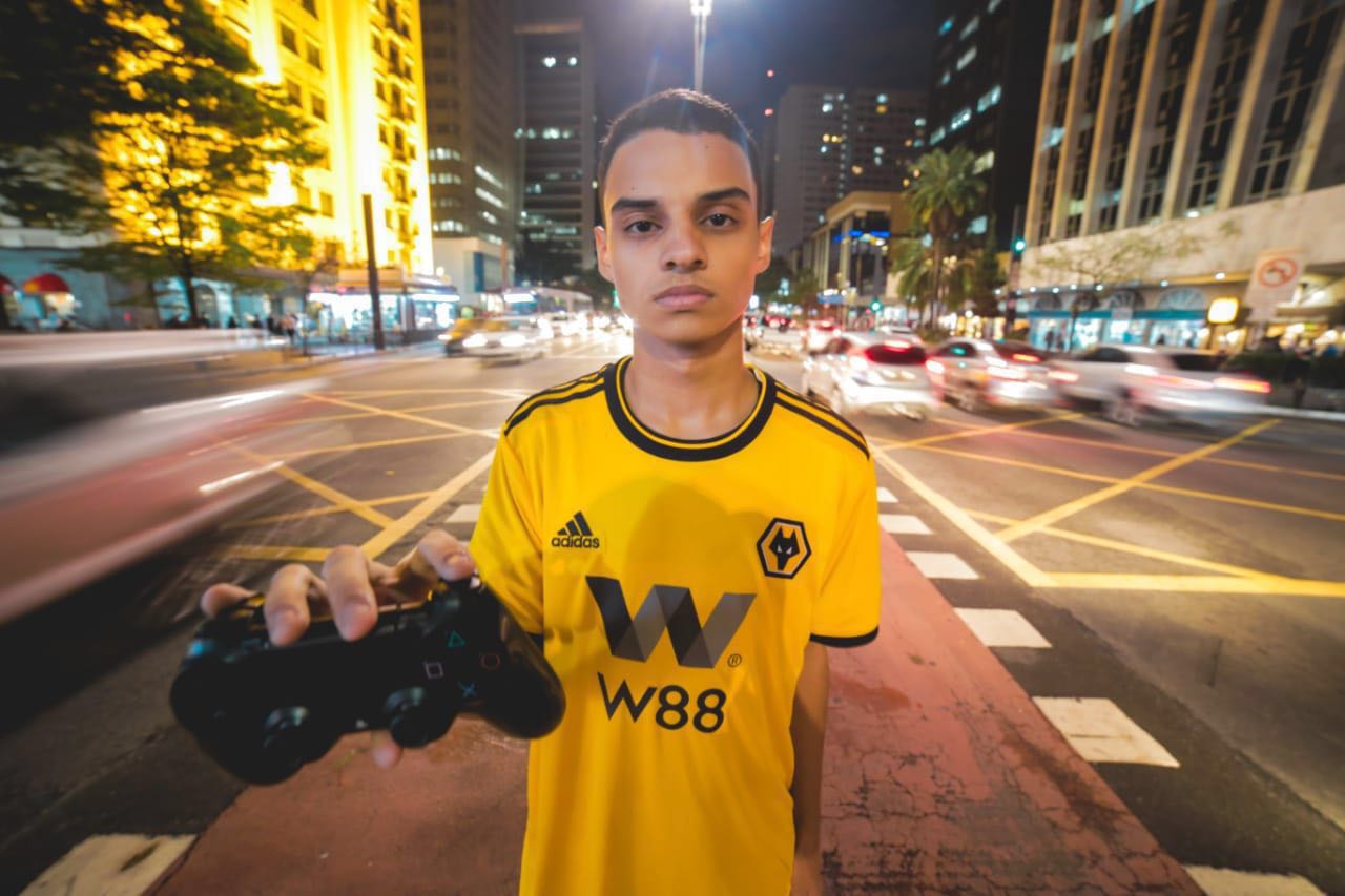 Wolves become the first Premier League team to announce a Brazilian esports player