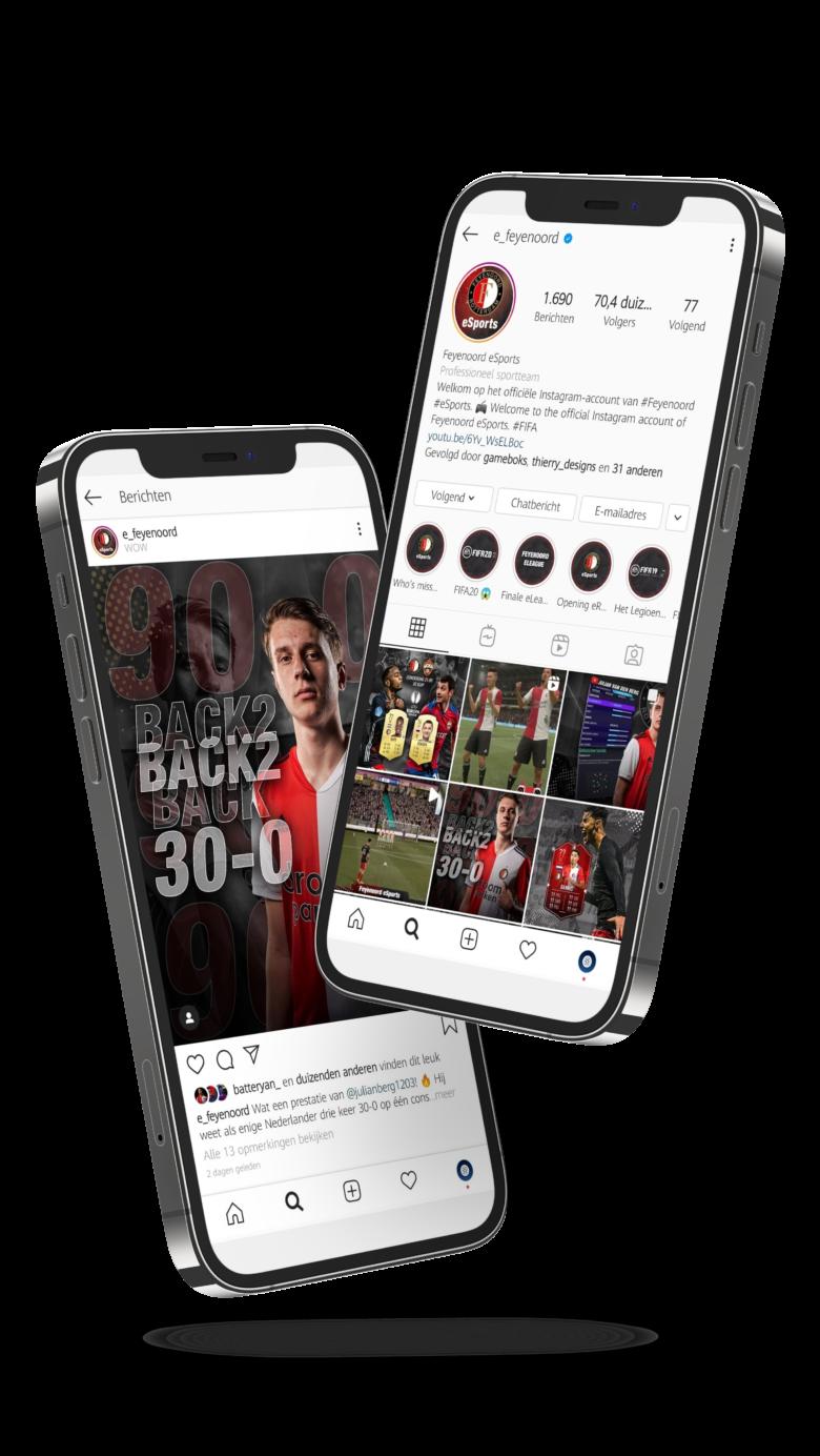 Iphone-Feyenoord